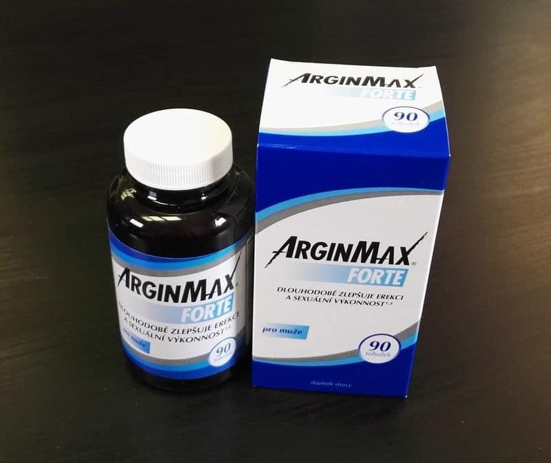 ArginMax Forte 90 složení