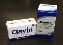 clavin arginmax recenze