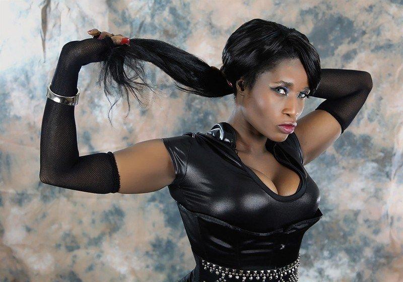 černé zrající ženy