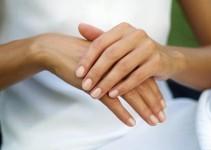 ženské ruce