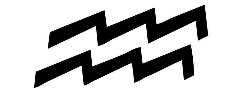 znamení Vodnář