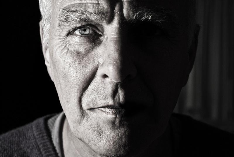 starší muž