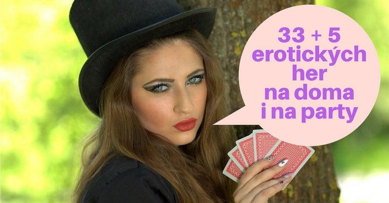erotické hry