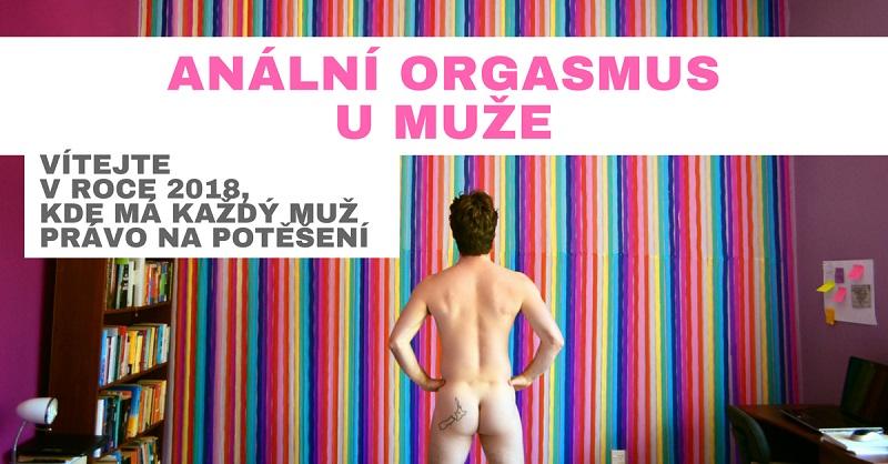 anální orgasmus u muže