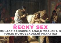 řecký sex