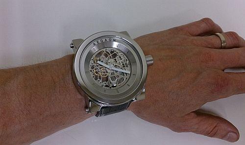 nevhodné hodinky