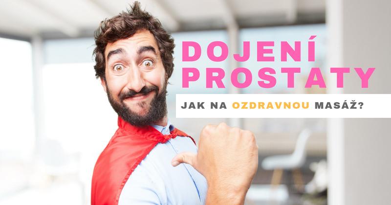 dojení prostaty