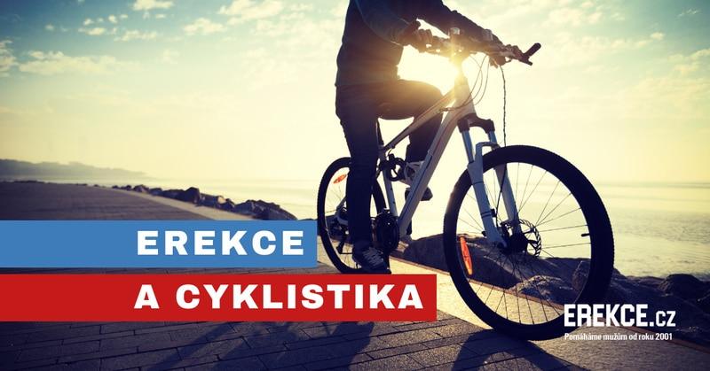 erekce a cyklistika