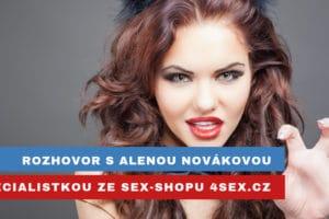 Alena Nováková rozhovor