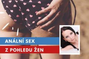 anální sex z pohledu žen
