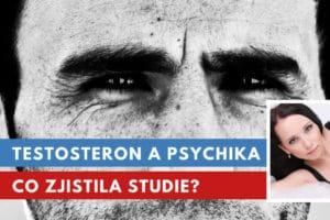 testosteron a psychika
