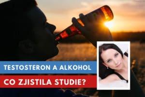 testosteron a alkohol