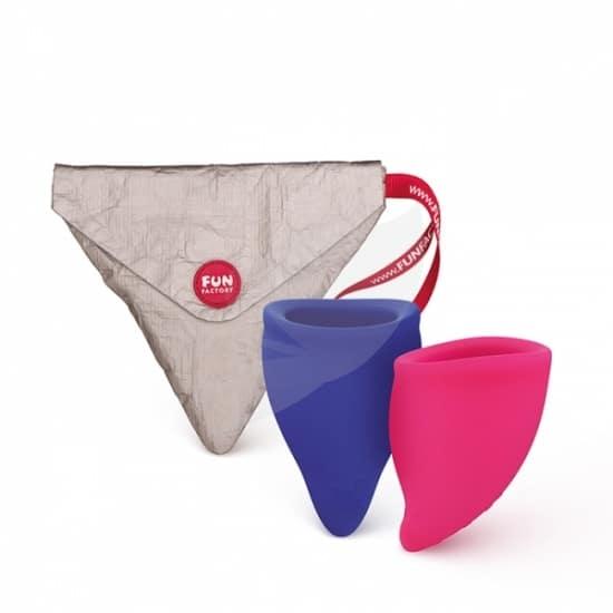 menstruační kalíšky fun cup explore kit