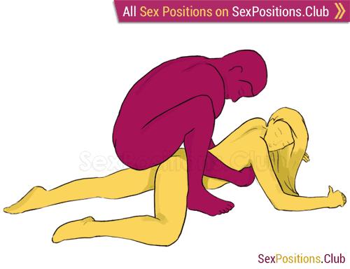 nejlepší sexuální pozice pro velký penis