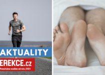erekce, sport a pohyb
