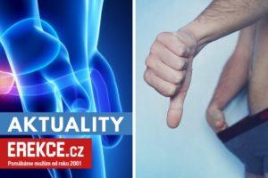 erektilní dysfunkce a rakovina prostaty