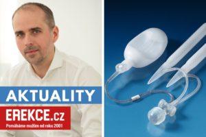 penilní implantáty a ztráta erekce