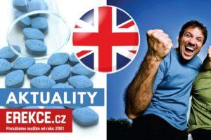 Viagra bez předpisu v Anglii