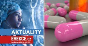 budoucnost léčby erektilní dysfunkce
