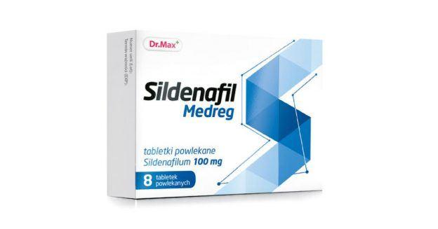sildenafil medreg
