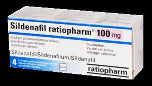 sildenafil ratiopharm