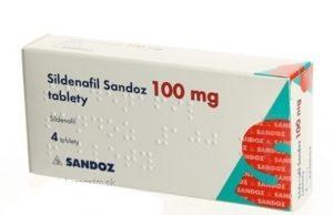 sildenafil sandoz
