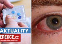 viagra a poškození zraku