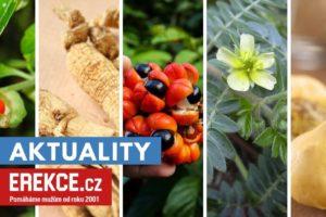 čím nahradit viagru - bylinné alternativy