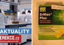 ErMax Plus zákaz prodeje