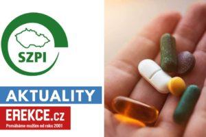 kampaň proti padělkům léků na erekci