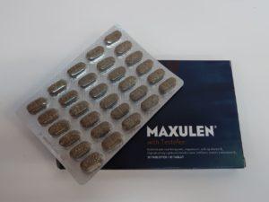 balení maxulenu
