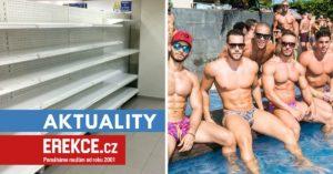 homosexuálové vykupují kondomy a viagru na jadranu