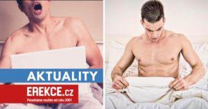 ztráta citlivosti penisu kvůli věku a masturbaci