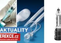 3 metody pomoci při erektilní dysfunkci