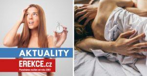 jak dlouho trvá sex?