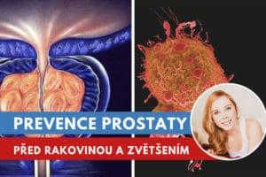 prevence prostaty před rakovinou a zvětšováním