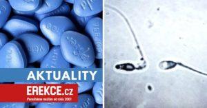 viagra poškozuje spermie