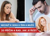 nechuť k sexu u mužů a žen