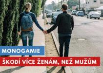 monogamie škodí ženám