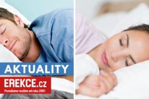 oddělené spaní zlepší sex