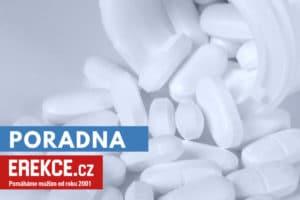 alfa blokátory, léky na prostatu a erekce