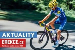 cyklisté a impotence