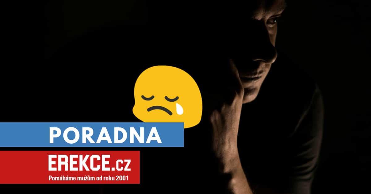 deprese a erekce