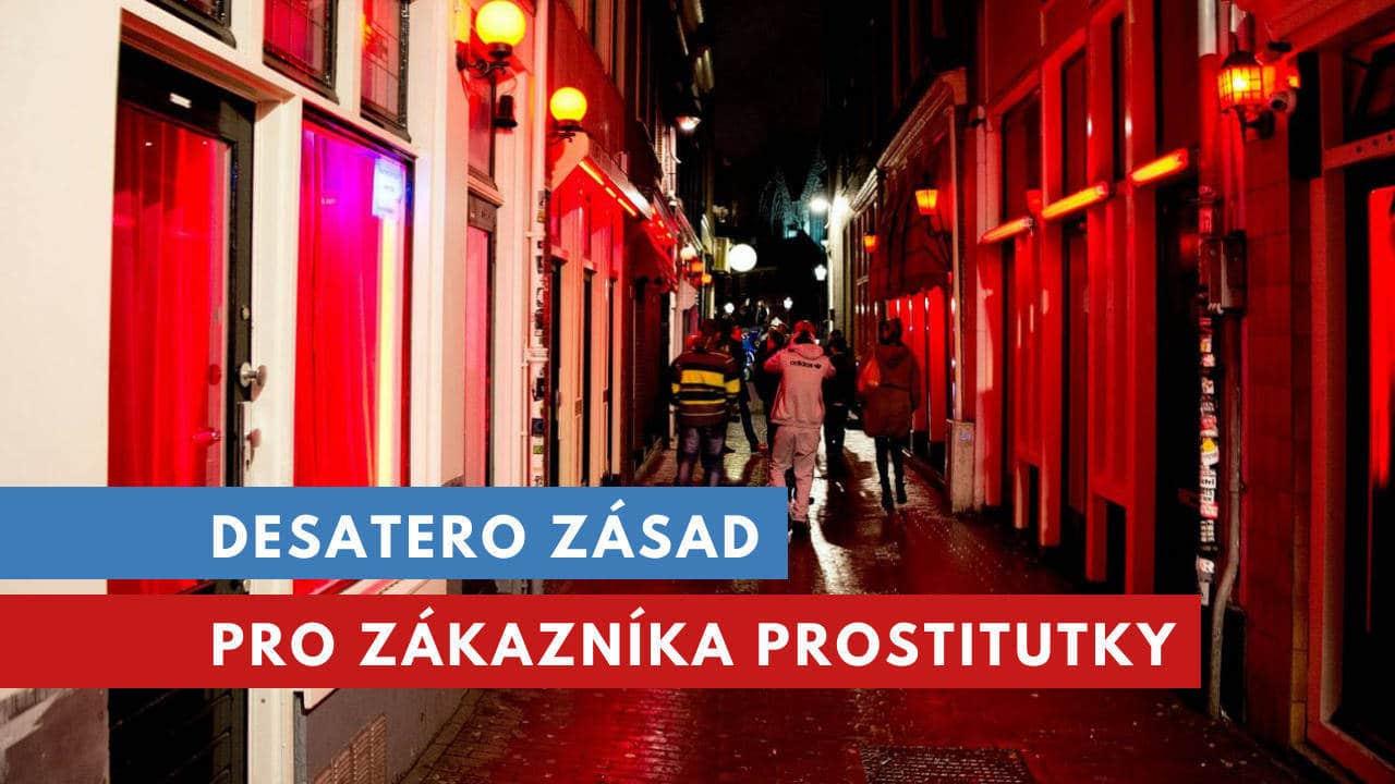 pravidla prostituce