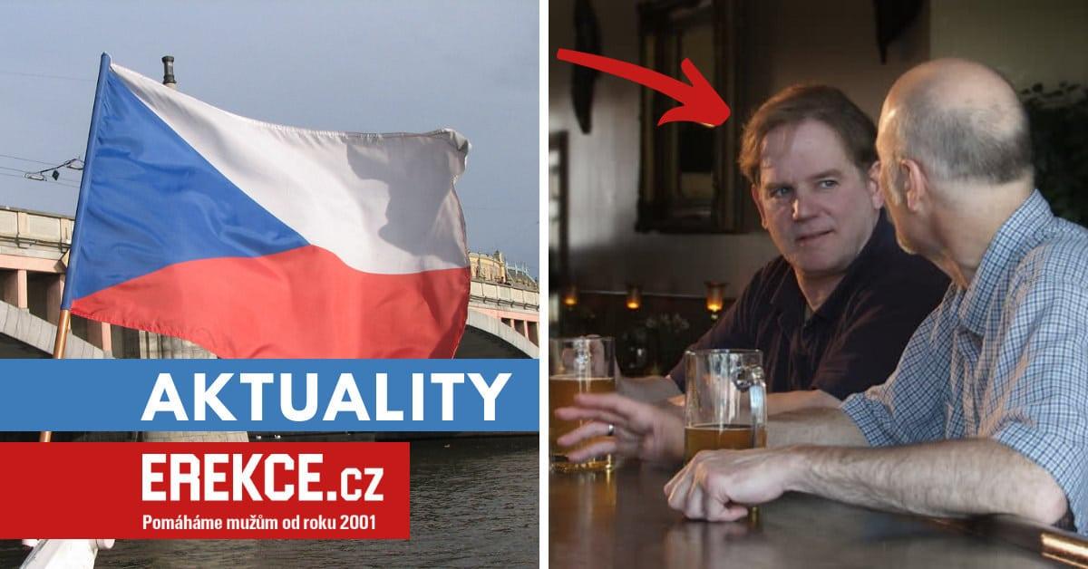 problémy s erekcí v Česku