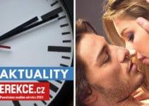 Češi sexují hodinu týdně