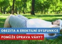 hubnutí a erektilní dysfunkce