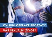 rakovina prostaty a sex
