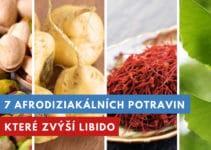 afodiziakální potraviny