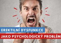erektilní dysfunkce jako psychologický problém